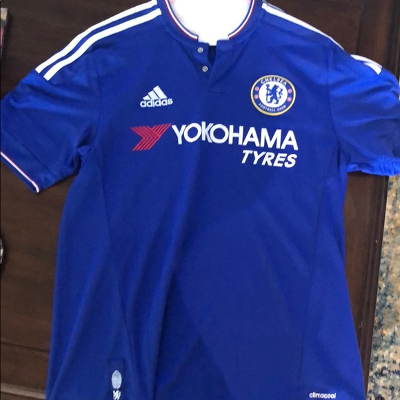 buy popular abe64 bd88d Adidas Chelsea Jersey